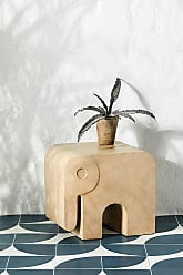 Anthropologie Elephant Indoor/Outdoor Side Table
