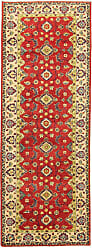 Nain Trading Kazak Rug 77x29 Runner Orange/Pink (Afghanistan, Wool, Hand-Knotted)
