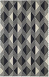 Kaleen Rugs Nomad Collection NOM06-02 Black Flat-Weave 2 x 3 Rug