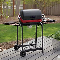 Meco Deluxe Electric Cart Grill - 9325