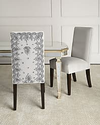Haute House Home Silver Caramel Dining Chair