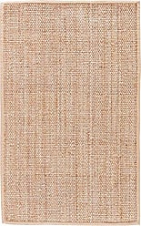 Jaipur Living Adesina Natural Fiber Solid Neutral Area Rug (4 X 4)