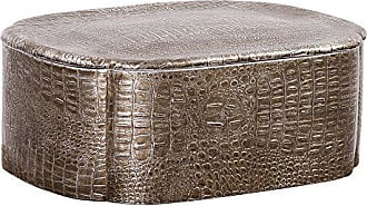 Howard Elliott 52036 Faux Crocodile Decorative Box