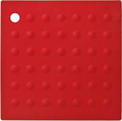 in Silicone Premier Housewares 0805237 Set 12 Stampi per Dolci Rosso