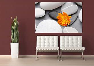 Ideal Decor A Heart Among Stones Wall Mural - DM678