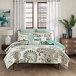 Ink + Ivy Ink+Ivy Mira Coverlet Mini Set Full/Queen Blue