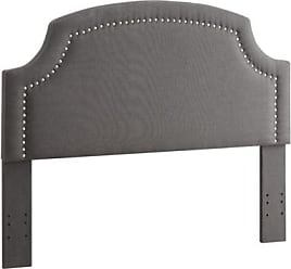 Ashley Furniture Courvan Full/Queen Upholstered Headboard, Charcoal