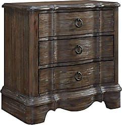Standard Furniture Parliament Nightstand, Distressed Brown