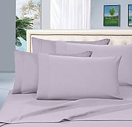 Elegant Comfort 4 Piece 1500 Thread Count Luxurious Ultra Soft Egyptian Quality Coziest Sheet Set, King, Lilac