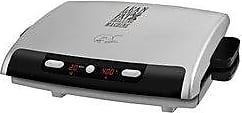 George Foreman Next Grilleration Indoor Jumbo Grill - Silver