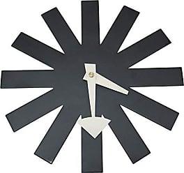 Kardiel GNC Black George Nelson Asterisk Clock
