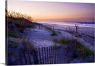 Great Big Canvas Lavender Beach II Print Wall Art - GE0170104_24_24X16_NONE