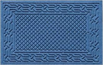 Ashley Furniture Home Accents Aqua Shield 111 x 3 Acropolis Indoor/Outdoor Doormat, Blue