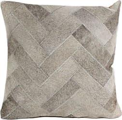 Bashian Gramercy HP102 Indoor Throw Pillow Beige - HDPL-BE-1.6 PL-HP102