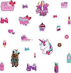 RoomMates Jojo Siwa Cute And Confident Peel And Stick Wall Decals - RMK3808SCS