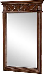 Elegant Lighting Vanity Mirror 25 x 36 Brown