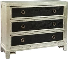 Hekman Furniture Special Reserve 3 Drawer Hall Chest - Silver Leaf