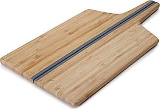 Braun 0 cm Holz Lacor Brot Schneidebrett Bambu