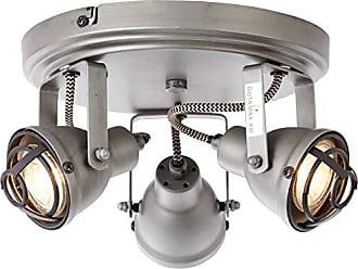 LED integriert Brilliant Uranus LED Spotrohr 2 flg Deckenstrahler schwenkbar chrom//wei/ß 1000 Lumen