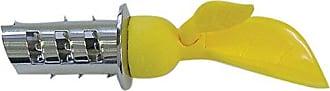 CybrTrayd R&M International 4728 Handheld Citrus Juicer, Yellow