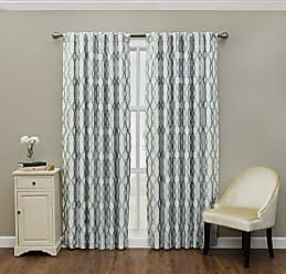 Ellery Homestyles ECLIPSE Blackout Curtains for Bedroom - Dixon 52 x 108 Insulated Darkening Single Panel Rod Pocket Window Treatment Living Room, Robins Egg Blue