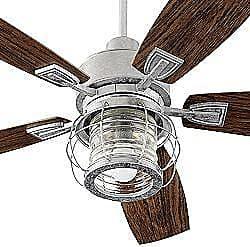 Quorum International Galveston 52 Inch Patio Ceiling Fan
