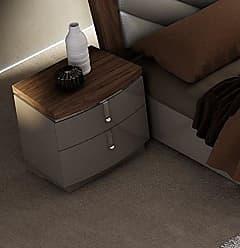 J and M Furniture 18214-NS Napa Night Stand