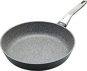 "10 inch 26 cm 26 cm 10/"" MasterClass Aluminium Enamel Non-Stick Frying Pan"