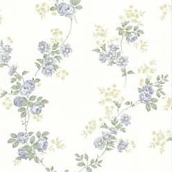 Brewster Home Fashions Falk Rose Trail Wallpaper - 347-66873