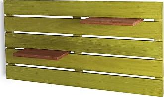 Mão & Formão Deck de Parede Horizontal - AmareloAmarelo