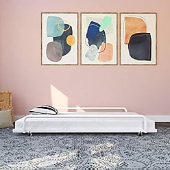 Dorel Home Products DHP Separate Trundle for DHP Metal Daybed Frame - White