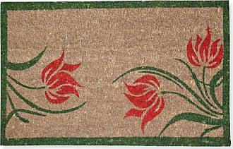 First Impression Lily Entryway Outdoor Door Mat - PT1004
