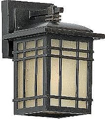 Quoizel Hillcrest Outdoor Wall Sconce