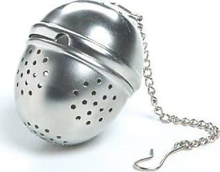 Fox Run Craftsmen us kitchen, FOXW9 5118 Stainless Steel Tea Ball One Size Silver