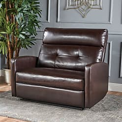 Christopher Knight Home Halima Faux Leather 2 Seater Recliner Club Chair By Christopher  Knight Home