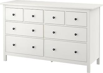 IKEA HEMNES Kommode Mit 8 Schubladen Weiss Gebeizt