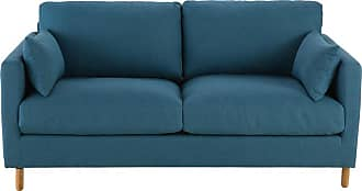 Canapés 3 Places en Bleu - 45 produits jusqu\'à −40% | Stylight