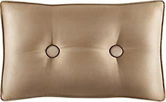 Five Queens Court Colonial Boudior Pillow, Boudoir, Gold