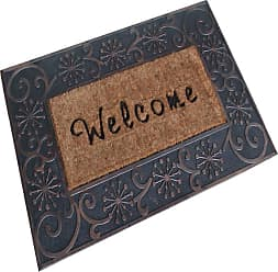 First Impression Welcome Brush Outdoor Door Mat - A1HOME200094
