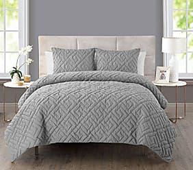 VCNY Home VCNY Home Artemis Comforter Set, King, Gray