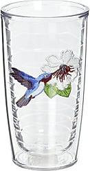 Trevis Tervis Tumbler, 16-Ounce, Blue Hummingbird