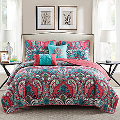 VCNY Casa Real Quilt Set by VCNY, Size: Full/Queen - C10-5QT-FUQU-IN-MU