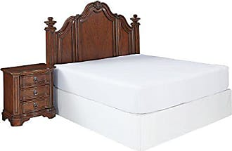 Home Styles Santiago Brown King/California King Headboard and Night Stand by Home Styles