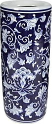 Ashley Furniture Home Accents Umbrella Stand, Blue