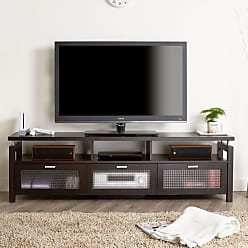 FURNITURE OF AMERICA Wilbanks 70 in. TV Console - YNJ-1433-5