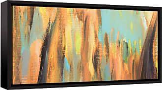 Brushstone Third Attempt by Scott Medwetz Framed Canvas - 0MED905A0612F