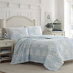 Laura Ashley Kenna Quilt Set by Laura Ashley, Size: Full/Queen - 225718