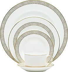 Wedgwood 5C10127730 Vera Wang Gilded Weave 5-Piece Place Setting