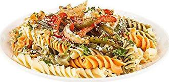 Restaurantware 12 Voga Melamine Extra Classic Rimless Plate, Large, White - 10ct Box - Restaurantware
