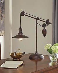 Ashley Furniture Kylen Desk Lamp, Bronze Finish
